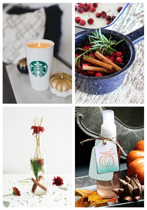 15 Möglichkeiten, Ihr Zuhause nach Herbst riechen zu lassen
