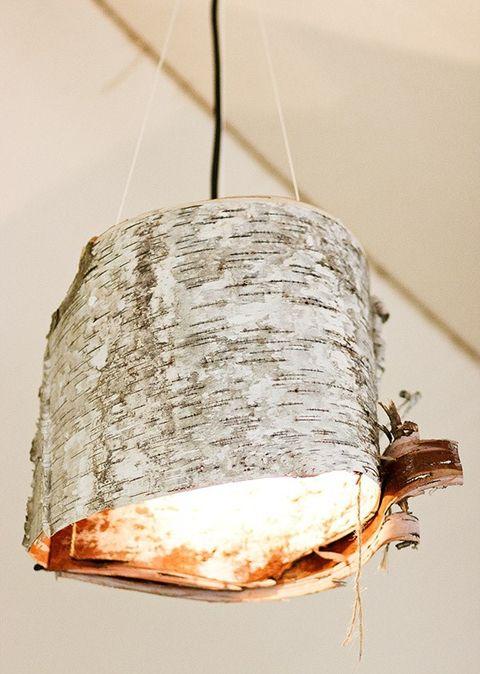 17 Einfache DIY Lampen und Leuchten für den Außenbereich