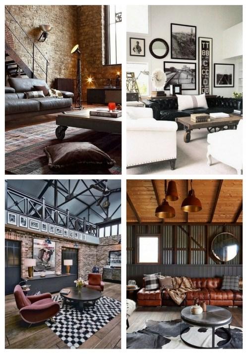 27 Industrielle Wohnraumdesigns, die begeistern