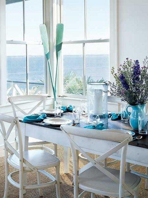 27 Innen- und Außenbereiche für Strandrestaurants