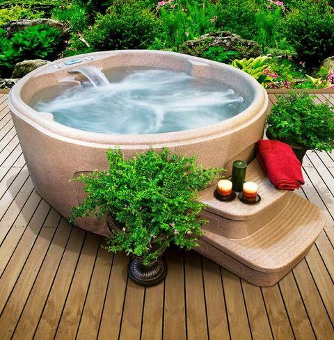 50 entspannende und verträumte Whirlpools im Freien
